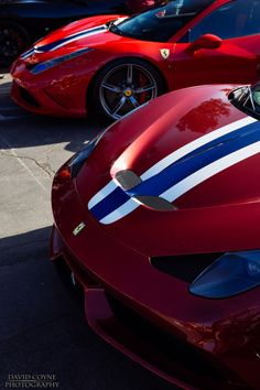 Ferrari 458 Speciale Twins by David Ferrari 458, Lamborghini, Ferrari Mondial, Motogp, Mercedes Amg, R35 Gtr, Classic Car Restoration, Top Luxury Cars, Pretty Cars