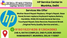 Call 43093 / HP Service Center in Munirka, Delhi will provide laptop screen replacement and all laptop accessories at the best price. Hp Products, Laptop Repair, Hydroponics System, Data Recovery, Screen Replacement, Hyderabad, Notebooks, Notebook