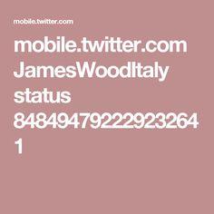 mobile.twitter.com JamesWoodItaly status 848494792229232641