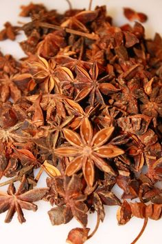 Authentic STAR ANISE, A 5 SPICE ESSENTIAL, ORIENTAL CUISINE, THAI TEA, CHINESE MIX, ,