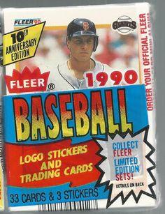 33 Best 1990 Fleer Images In 2016 Baseball Cards Baseball