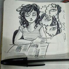 Sensaciones #dibujando#drawing#dibujoaboli#pendrawing#doodles#scribbles#ilustración#trabajando#working#illustration#cartoon#myart#instadraw#sketch#graphicdesign#infographic#graphicdesigner#infógrafa#Infografía#doodler#wordofartists#prensa#press#sketchbook#artbook