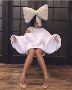 The gorgeous- fun-loving-sweet-exciting-wonderful Sia. I love her so much she is my role model i love you Sia