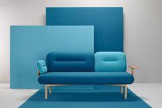 Дизайнерский диван Cosmo