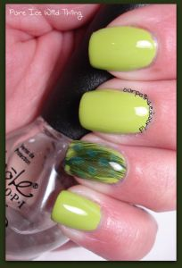 Feather nail .