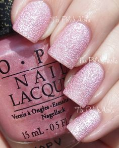 The PolishAholic: OPI Bond Girls Collection Swatches PUSSY GALORE