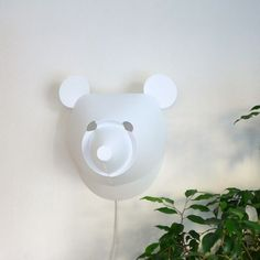 Children's lamp from Zoolight. A cute teddy bear!