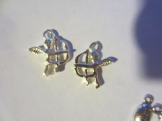 Build Your Own Earrings   Cupid by InJamiesHands on Etsy, $6.50