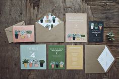 Wedding Invitation Designers - Yours Is The Earth | Oh So Beautiful Paper