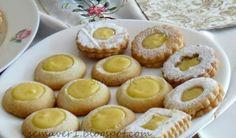 SeMaVeR: Leziz bir günün hatırası:) Limon Dolgulu Kurabiyeler