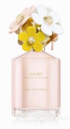 Tualettvesi Marc Jacobs Daisy Eau So Fresh EDT naistele 125 ml hind ja info   Naiste lõhnad   kaup24.ee