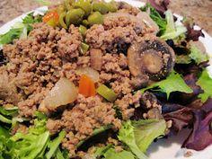 easy and delish taco salad