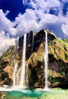 Waterfalls - Skradinski buk, Krka National Park, Croatia