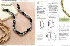 bugle spiral rope; Aug/Sept 2016 Beadwork