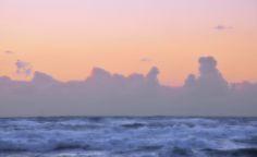 South pacific sunrise, Surfers Paradise, QLD, Australia
