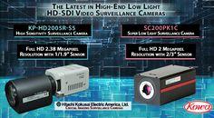 Video Surveillance Cameras, Video Security, Low Lights, Caramel Highlights
