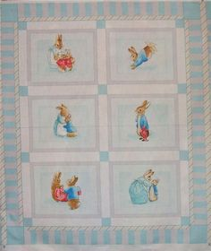 Just Arrived Cotton Tale By Beatrix Potter! You Can Find More Ideas And Supplies Like This At casperhouseks on Ebay and Etsy!