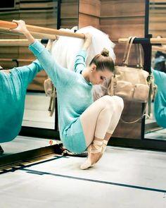 Ballerina #pointe #dance