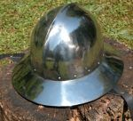 Kettle Hat - polished - Kettle Helmet