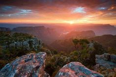 Blyde River Canyon, South Africa.   Visit our Page -►Wildlife and Nature Pictures  ◄- For more photos