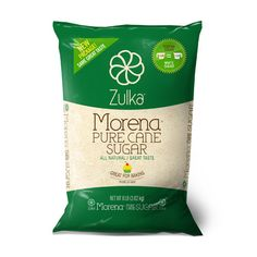 Zulka Azucar Morena Pure Cane Sugar 8 lb