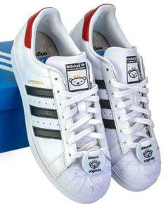 Adidas Superstar Nigo Bear