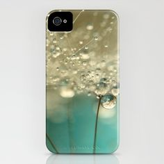 Smokey Blue iPhone Case by Sharon Johnstone - $35.00