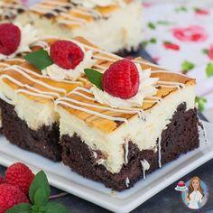 Chocolate Raspberry Cheesecake, Oreo Cheesecake, Cheesecake Recipes, Beignets, Tatyana's Everyday Food, Cream Cheese Recipes, Bread Cake, Food Cakes, Summer Desserts