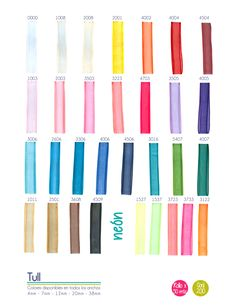 Office Supplies, Colors, Pictures