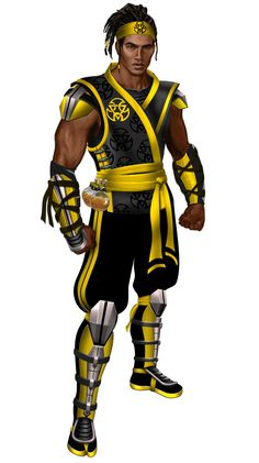 View an image titled 'Cyrax Art' in our Mortal Kombat art gallery featuring official character designs, concept art, and promo pictures. Skins Characters, Dnd Characters, Hero Fighter, Kung Lao, Minions, Deadpool, Mortal Kombat 2, Manga Mania, Mileena
