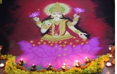 Get the best and latest Diwali rangoli design in here. Create these rangoli designs to ring in the festivals and special occasions with pomp and gaiety. Rangoli Ideas, Rangoli Designs Diwali, Diwali Rangoli, Rangoli Painting, Diwali Images, Beautiful Rangoli Designs, Goddess Lakshmi, Indian Festivals, Happy Diwali
