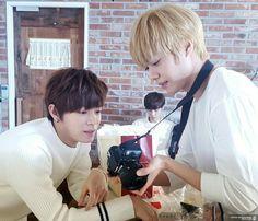 Yuta and Hansol