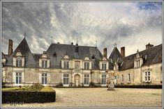 Chateau de Vilesavin, France