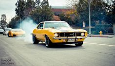 Some AMERICAN muscle!