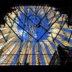 Berlin Sony Center by Helmut Jahn (Architect)