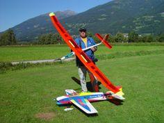 #Modellflugschule #Glocknerhof mit Peter #Kircher #Modellflug www.glocknerhof.at