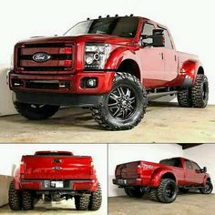 La Poderosa Ford F350 | Want to get more such photos & truck related memes! | Just visit www.dieseltees.com #dieseltees #trucks #cars