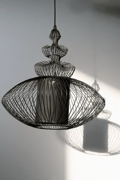 Spectacular Black Shadow Design Ceiling Light WAS £149 NOW £115