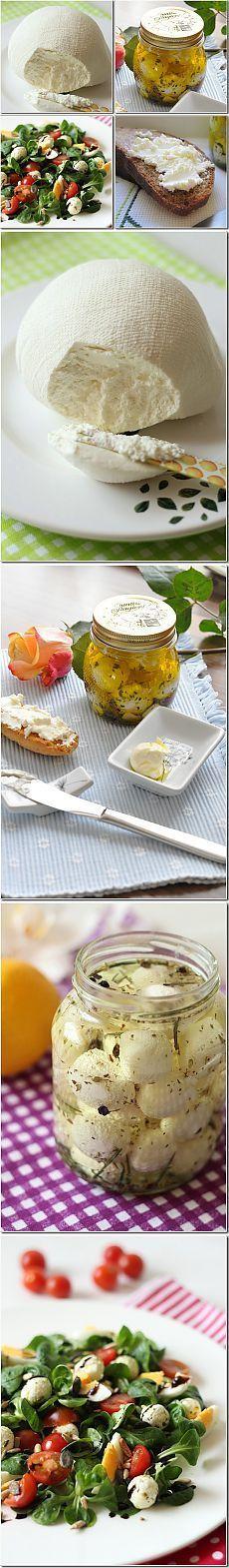 Вкуснейший домашний творожный сыр