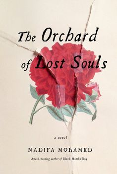 The Orchard of Lost Souls by Nadifa Mohamed | 32 Of The Most Beautiful Book Covers Of 2014