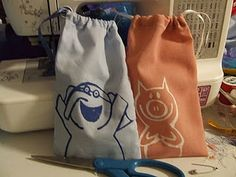 Cute bags and other ideas