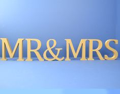 New MDF wooden letters to decorate, perfect gift or decoration for your big day!