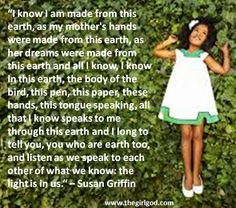 Mother Earth Wisdom