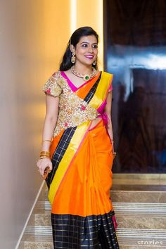 Looking for Jacket Blouse Designs for sarees? Here are our picks of 16 amazing blouse designs you can wear with any saree. Blouse Back Neck Designs, Stylish Blouse Design, Fancy Blouse Designs, Bridal Blouse Designs, Saree Jacket Designs, Silk Saree Blouse Designs, Blouse Patterns, Silk Sarees, Cut Work Blouse