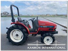 Yanmar Tractor, Lawn Mower, Outdoor Power Equipment, Tractor, Lawn Edger, Grass Cutter, Garden Tools