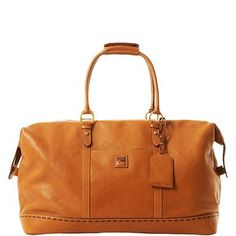 The Perfect Travel Bag Dooney Bourke Floine Medium Duffle
