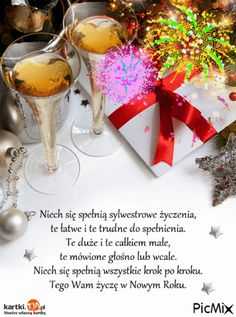 Zyczenia noworoczne Weekend Humor, Xmas, Christmas, New Years Eve, Table Decorations, Happy, Holiday, Cards, Quotation