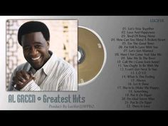 """Al Green 'Greatest Hits'  [Albert """"Al"""" Greene (born April 13, 1946), often known as The Reverend Al Green, is an American singer best known for recording a series of soul hit singles in the early 1970s. Inducted to the Rock and Roll Hall of Fame in 1995, Green was referred to on the museum's site as being """"one of the most gifted purveyors of soul music"""". He has also been referred to as """"The Last of the Great Soul Singers"""". Green was included in the Rolling Stone list of the 100 Greatest…"""