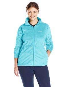 bb0b73c7da52 Columbia Sportswear Women s Plus Hotdots II Full Zip