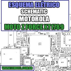 Placa Pcb, Moto Z Play, Smartphone Motorola, Electronic Schematics, Phone Hacks, Motorbikes, Coloring For Kids, Manualidades